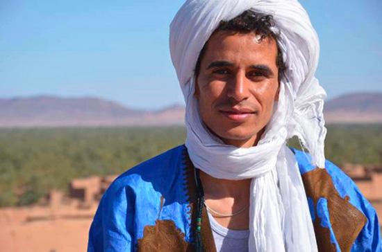 Mhajoub guide désert marocain