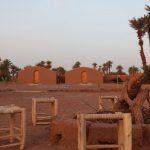 Bivouac stage désert retraites